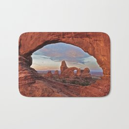 Arches National Park - Turret Arch Bath Mat
