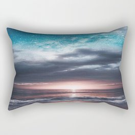 OCEAN#02 Rectangular Pillow
