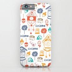 Cuckoo Pattern Slim Case iPhone 6s