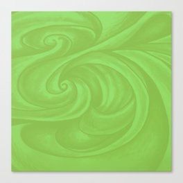 lime green Canvas Print