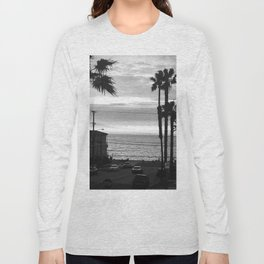Classic Redondo Beach Long Sleeve T-shirt