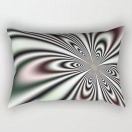Dizzying Flower Rectangular Pillow