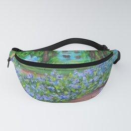 Monet's Garden AC20110715a Fanny Pack