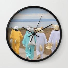 Escapade Wall Clock