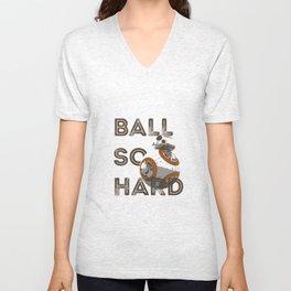Ball So Hard Unisex V-Neck