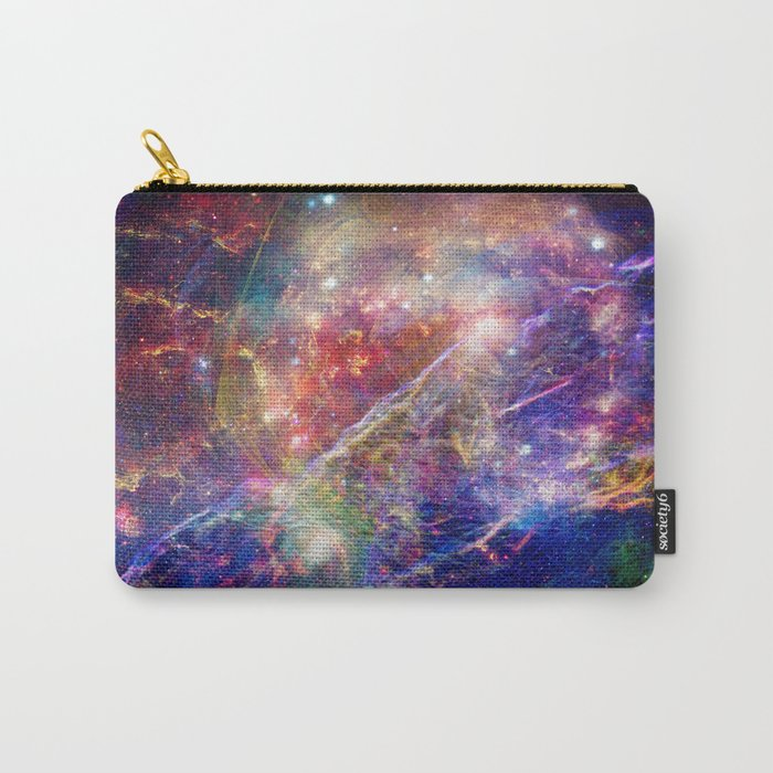 Galactic Mountain Carry-All Pouch