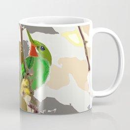 Looking for you Tody bird Coffee Mug