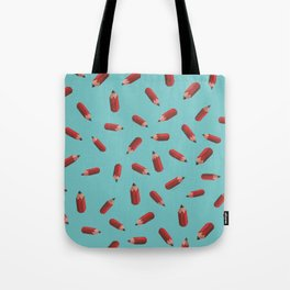 flying pencils Tote Bag