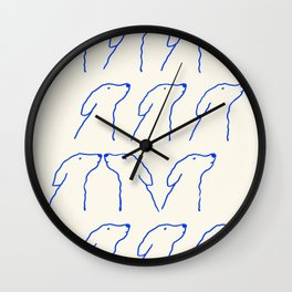 A Love Story Wall Clock