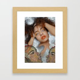 You Know It Framed Art Print