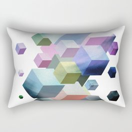 Fly Cube N2.9 Rectangular Pillow