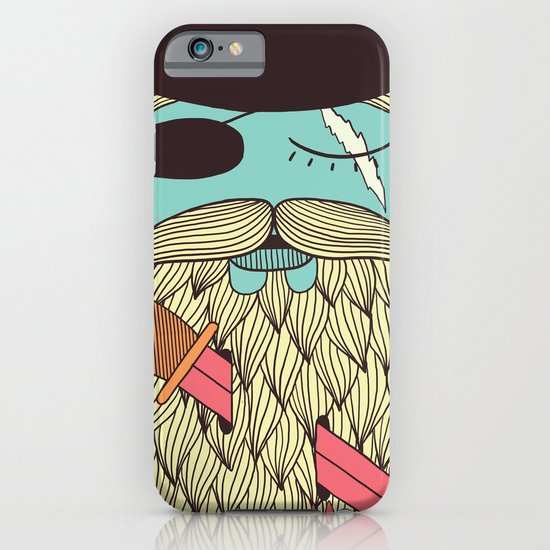 Captain Hope iPhone & iPod Case