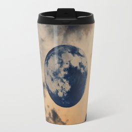 Moon Clouds Travel Mug