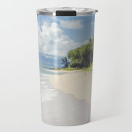 Kawililipoa Beach Kihei Maui Hawaii Travel Mug