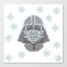 Merry Darth Vaderness   Canvas Print