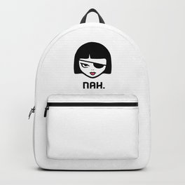 Patchy Says Nah. Backpack