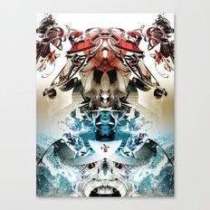 Vacío Canvas Print