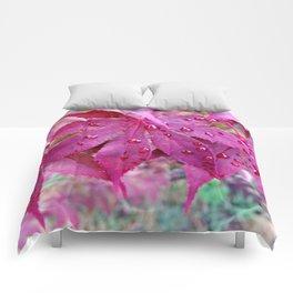 Red Maple Tree Comforters