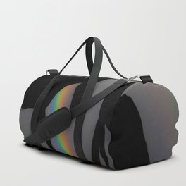 Silhouette of Color Duffle Bag