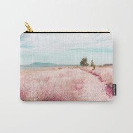 Coastal trail - blush Carry-All Pouch