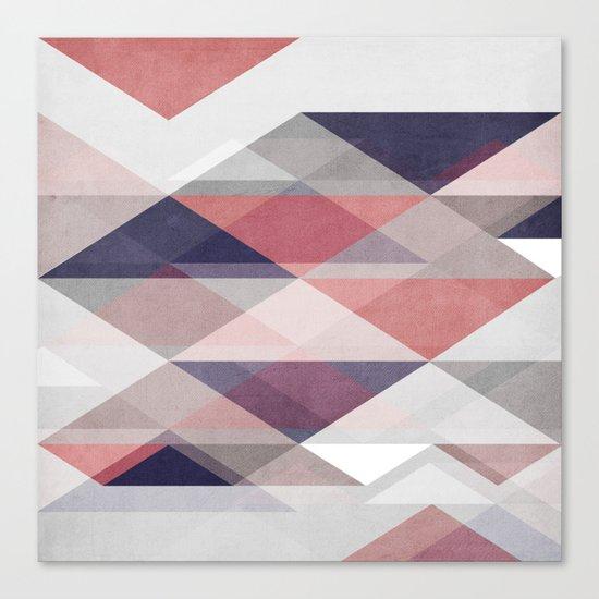 Nordic Combination I Canvas Print