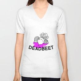 deadbeet Unisex V-Neck