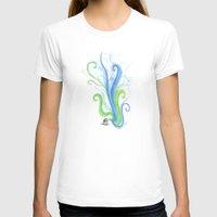 piano T-shirts featuring Piano by Lili Lash-Rosenberg