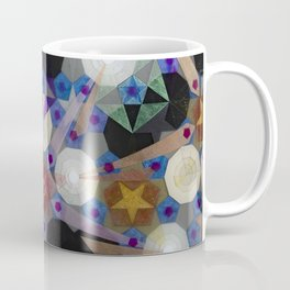 Suspended Stars Coffee Mug