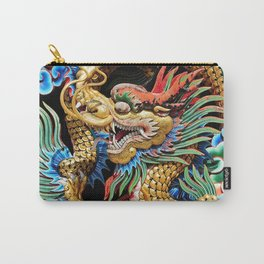 Chinese Dragon Art Mythical Carry-All Pouch