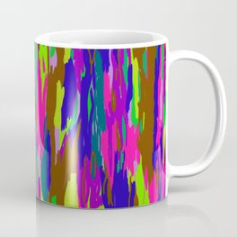 Rainbow Eucalyptus Tree Bark No. 2 Coffee Mug