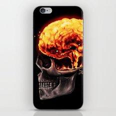 Mind Blown iPhone & iPod Skin
