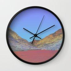 Chromascape 11: Snowdon Wall Clock