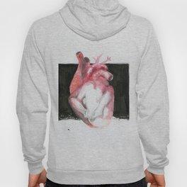 NUDEGRAFIA - 58 Heart II Hoody