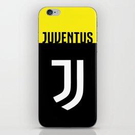JUVENTUS Stripe iPhone Skin