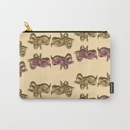 Octopi Carry-All Pouch