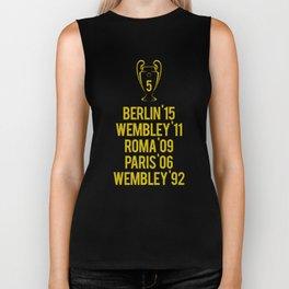 Barcelona Champions - Berlin 2015 Biker Tank