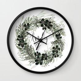 Dark and Lovely Like My Mood Wall Clock
