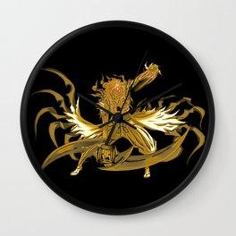 GOld Hollow Ichigo Kurosaki Wall Clock