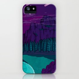 Stargazers iPhone Case
