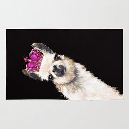 Llama Queen Rug