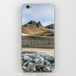 """Extrusion """"Camel"""" at the foot of the Avachinsky volcano iPhone Skin"""