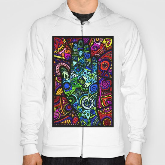 Hand of righteousness Hoody