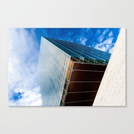 Work cube Canvas Print