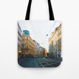 Vienna Street Tote Bag