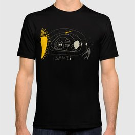 SPACE! (by Miles) T-shirt