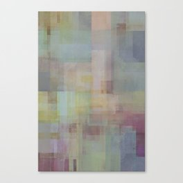 Abstract Geometry NO. 23 Canvas Print