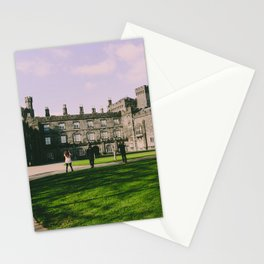 Kilkenny castle ireland Stationery Cards