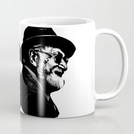 bluesman Coffee Mug