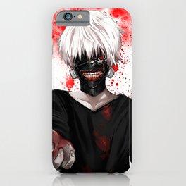 Ken Kaneki Tokyo Ghoul iPhone Case