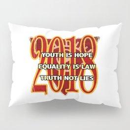 CHANGE NOW. Pillow Sham